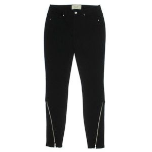 RACHEL by Rachel Roy Black Ziggy Skinny Jeans